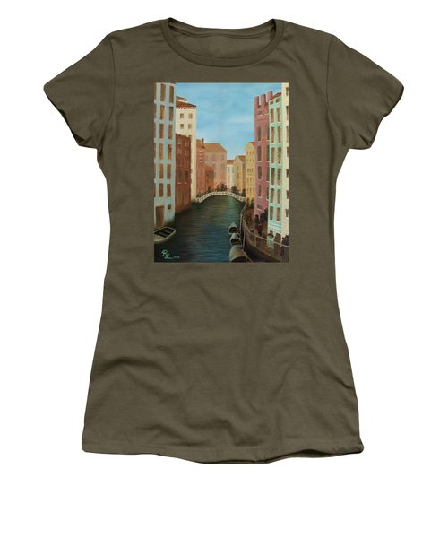Beyond The Grand Canal Women's T-Shirt