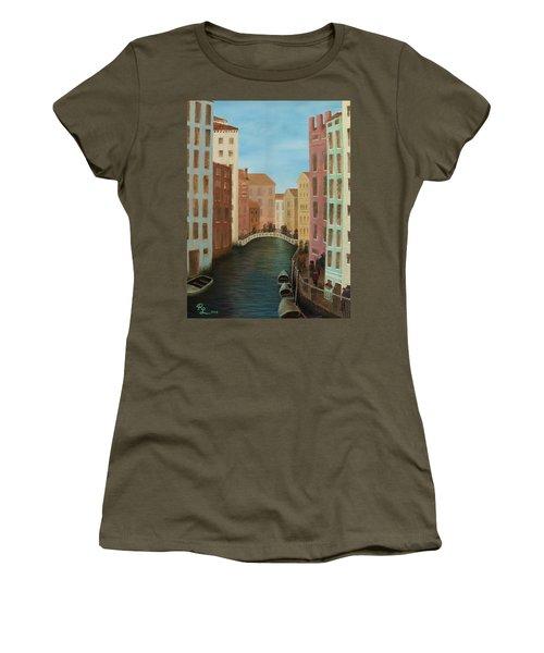 Beyond The Grand Canal Women's T-Shirt