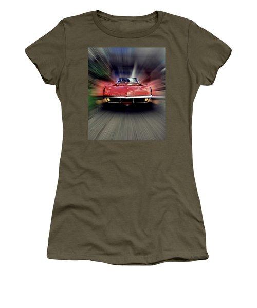 Big Red Women's T-Shirt