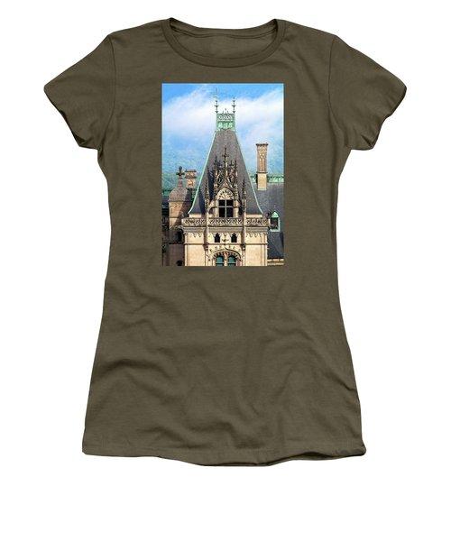 Biltmore Architectural Detail  Women's T-Shirt
