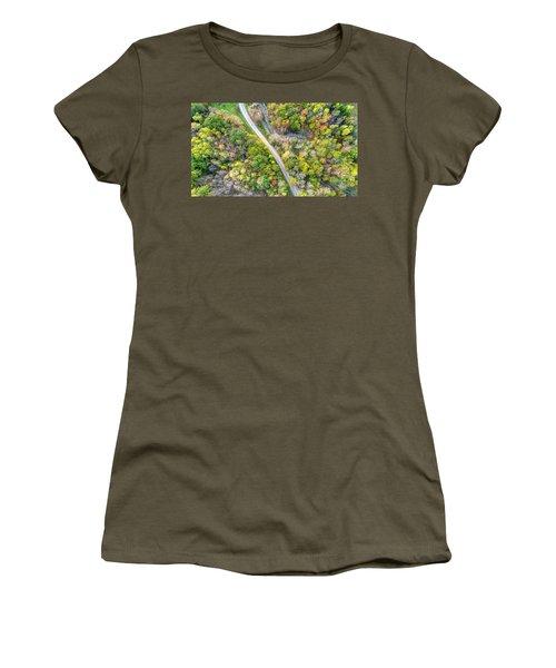 Bird Eye View Women's T-Shirt