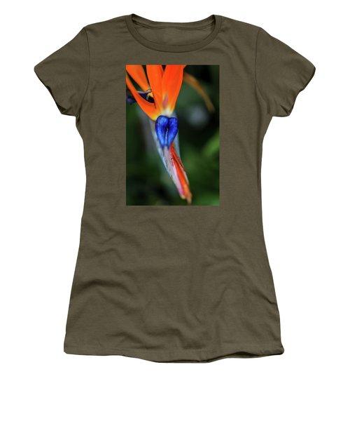 Birds Of Paradise Up Close Women's T-Shirt