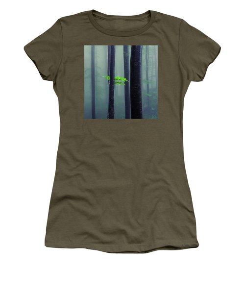 Bit Of Green Women's T-Shirt