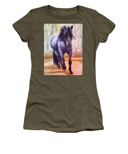 Black Stallion Women's T-Shirt