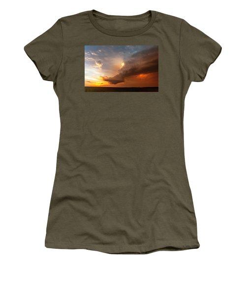 Blazing Women's T-Shirt