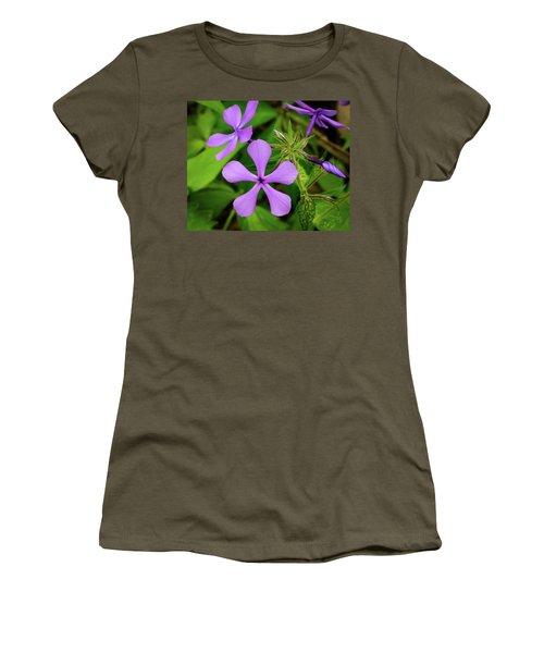 Blue Phlox Women's T-Shirt