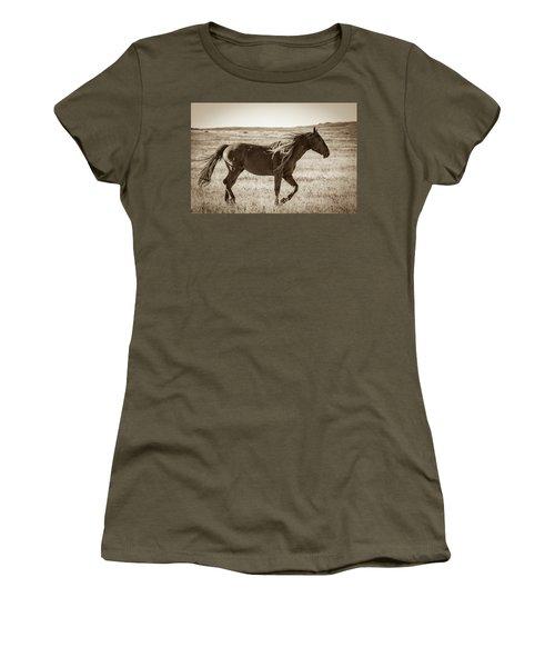 Born To Be Wild Women's T-Shirt