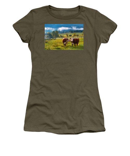 Bovine Love Women's T-Shirt