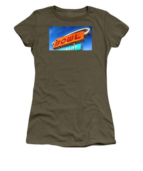 Lets Go Bowling Women's T-Shirt