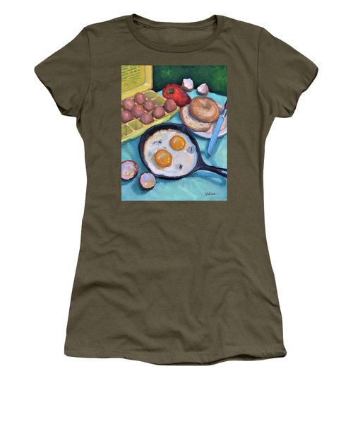 Breakfast Women's T-Shirt