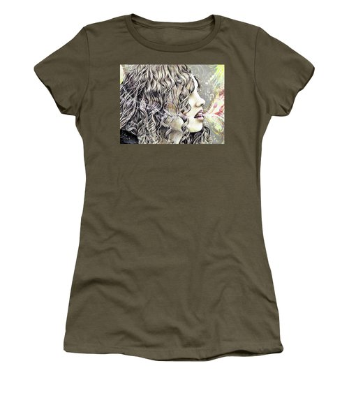 Breath Women's T-Shirt