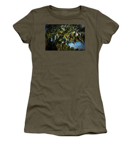 Breezy Florida Day Women's T-Shirt