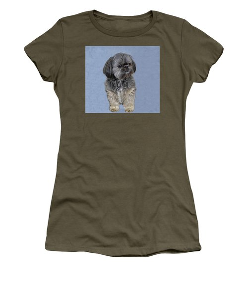 Women's T-Shirt featuring the photograph Brendie by Thom Zehrfeld