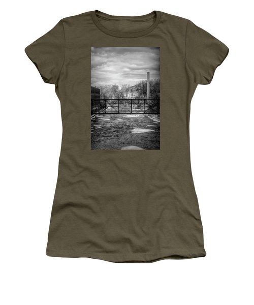 Bridge Over The Sugar River Women's T-Shirt
