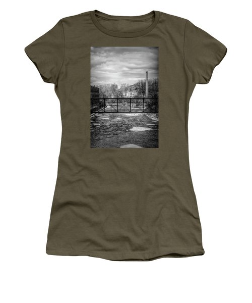 Bridge Over The Sugar River Women's T-Shirt