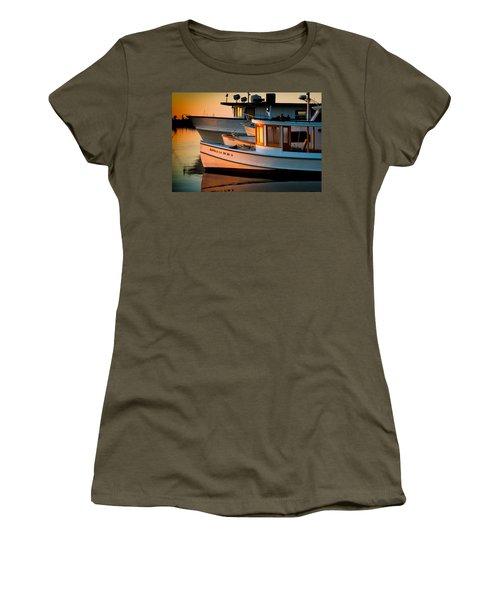 Buffalo Boat Women's T-Shirt