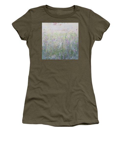 Buttercups And Bluebells Women's T-Shirt