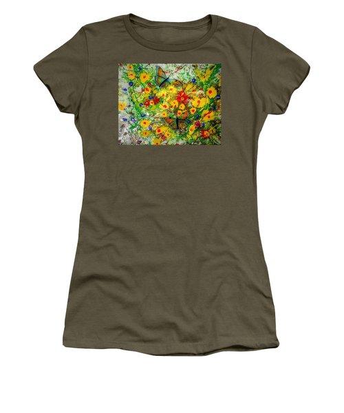 Butterfly Delight Women's T-Shirt