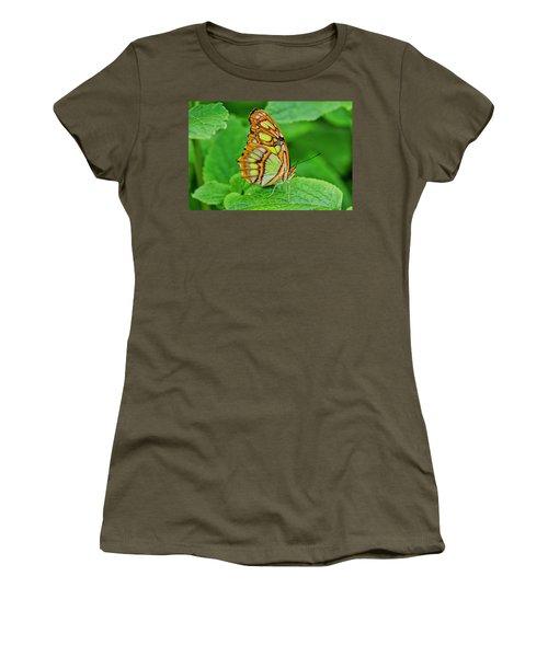 Butterfly Leaf Women's T-Shirt
