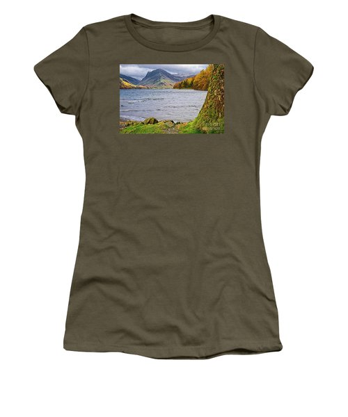 Buttermere Lake District Women's T-Shirt
