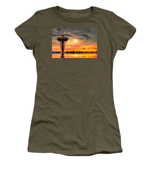 Calm After The Storm Women's T-Shirt