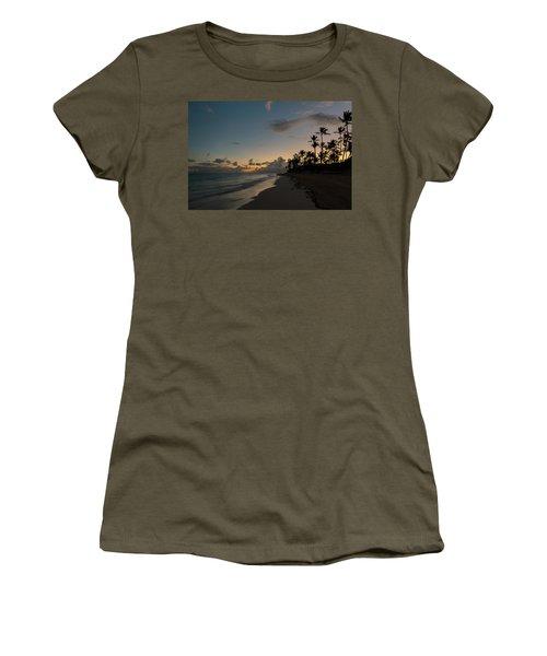 Caribbean Rise Women's T-Shirt