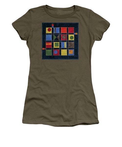 Carnival Of Colors Women's T-Shirt