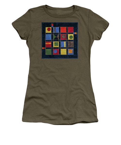 Carnival Of Colors Women's T-Shirt