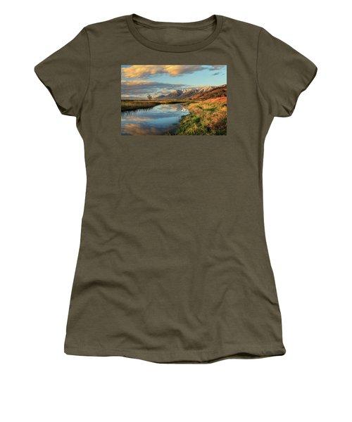 Carson Valley Sunrise Women's T-Shirt