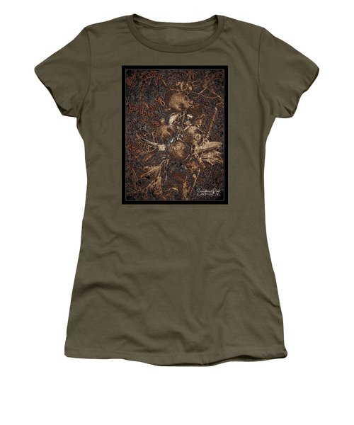 Carved Apples Women's T-Shirt