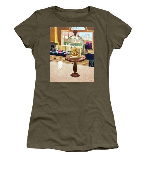 Ce Ne Sont Pas Du Lait Et Des Biscuits Women's T-Shirt