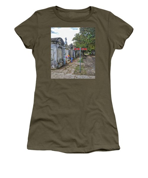 Cemetery #1 Women's T-Shirt