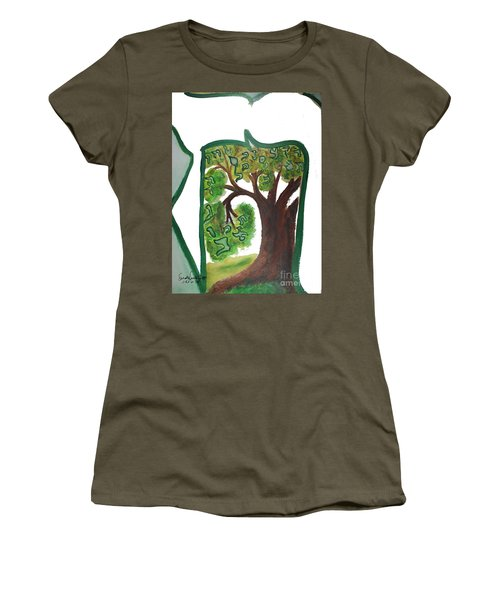 Chet, Tree Of Life  Ab21 Women's T-Shirt