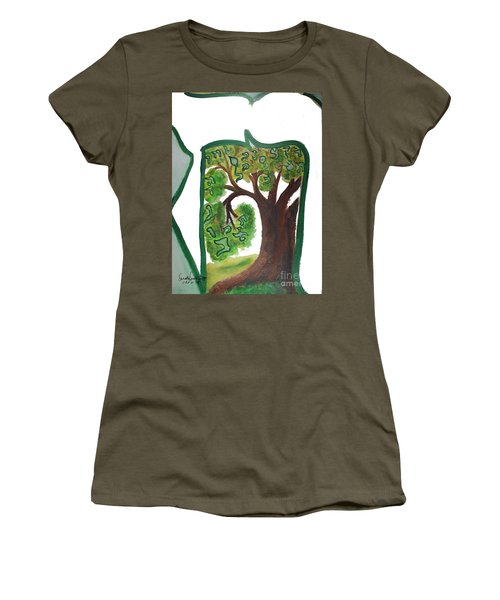 Chet, Tree Of Life  Ab21 Women's T-Shirt