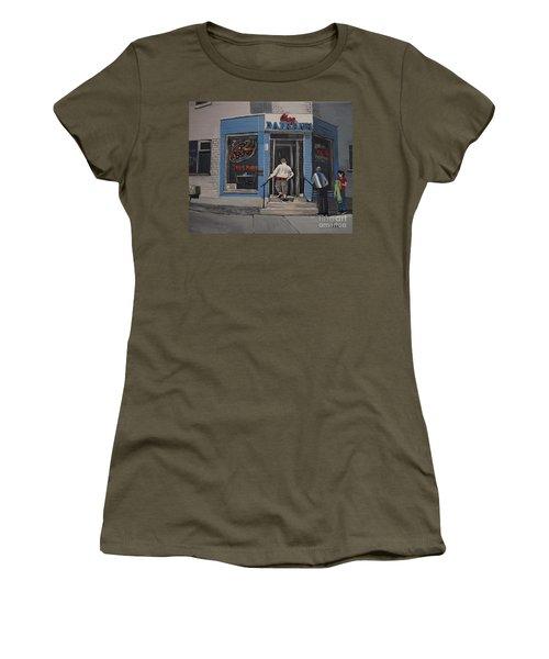 Chez Da Frank Women's T-Shirt