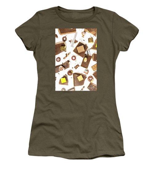 Chocolate Bar Break Women's T-Shirt