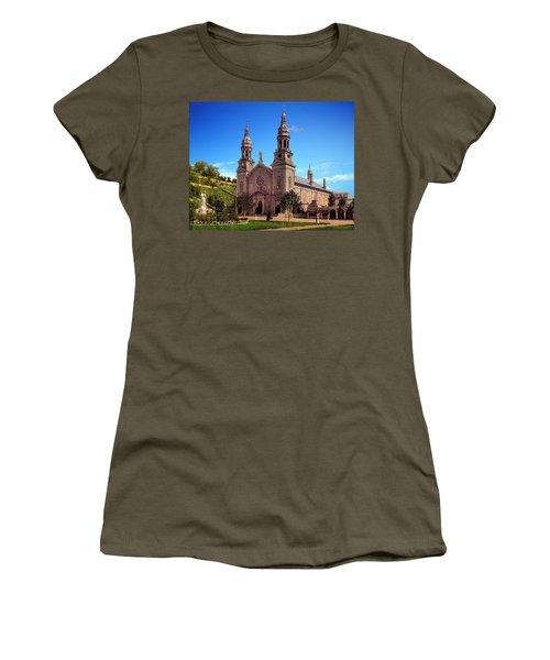 Church Of Ste Anne De Beaupre Women's T-Shirt