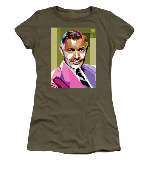 Clark Gable Women's T-Shirt