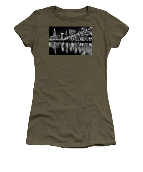 Cleveland Skyline Women's T-Shirt