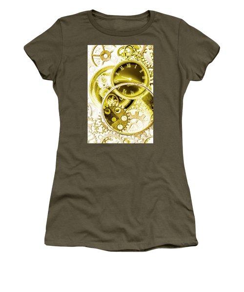 Clock Watches Women's T-Shirt