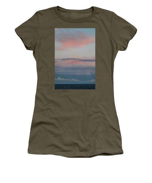 Clouds Over The Ocean Women's T-Shirt