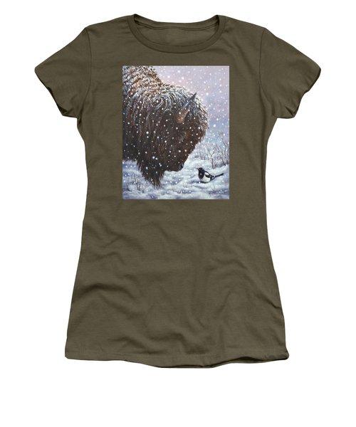 Cold Weather Cohorts Women's T-Shirt