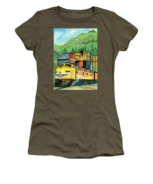Colfax California Women's T-Shirt
