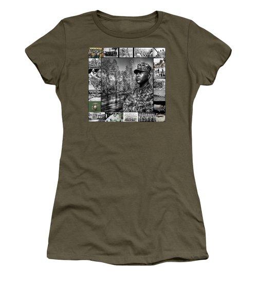 Colonel Trimble Collage Women's T-Shirt