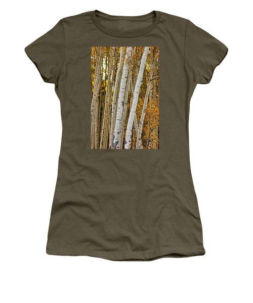 Colorado Aspens Women's T-Shirt
