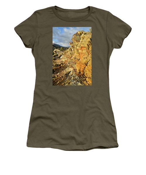Colorful Entrance To Colorado National Monument Women's T-Shirt