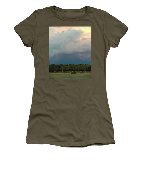 Colossak Country Clouds Women's T-Shirt