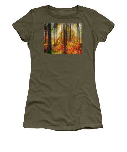 Colours Of Nature 02 Women's T-Shirt