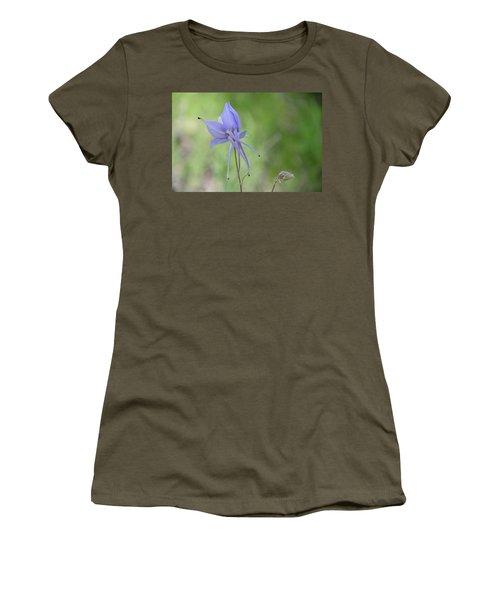 Columbine Details Women's T-Shirt