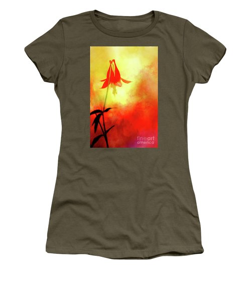 Columbine Sunset Women's T-Shirt